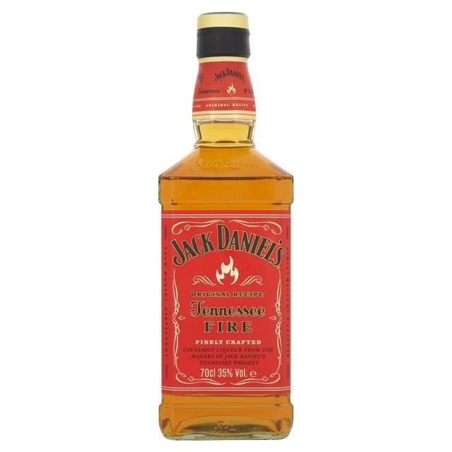 Jack Daniels Tennesse Fire 70cl