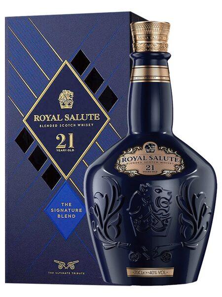 Chivas Regal Royal Salute 21yr old 70cl
