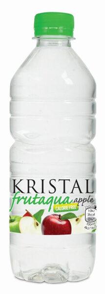 Kristal Frutaqua Apple Flavour 50cl x 12
