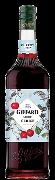 Giffard Cherry Syrup 1Ltr