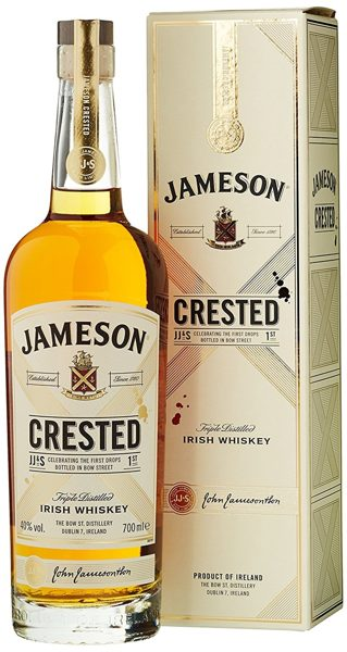 Jamesons Crested 70cl