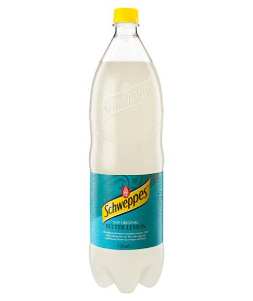 Schweppes Bitter Lemon 1LTR
