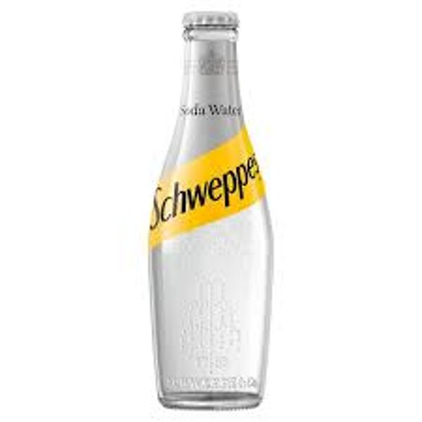 Schweppes Soda Water 20cl