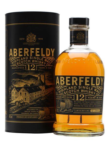 Aberfeldy 12yr old 70cl