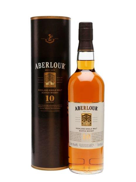 Aberlour 10yr old 70cl