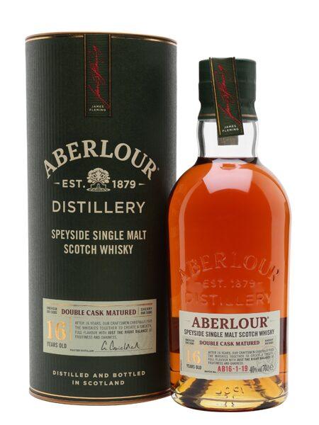 Aberlour Double Cask 16yr old 70cl