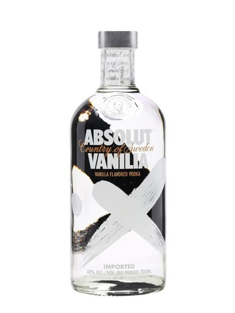 Absolute Vanilla Vodka 70cl