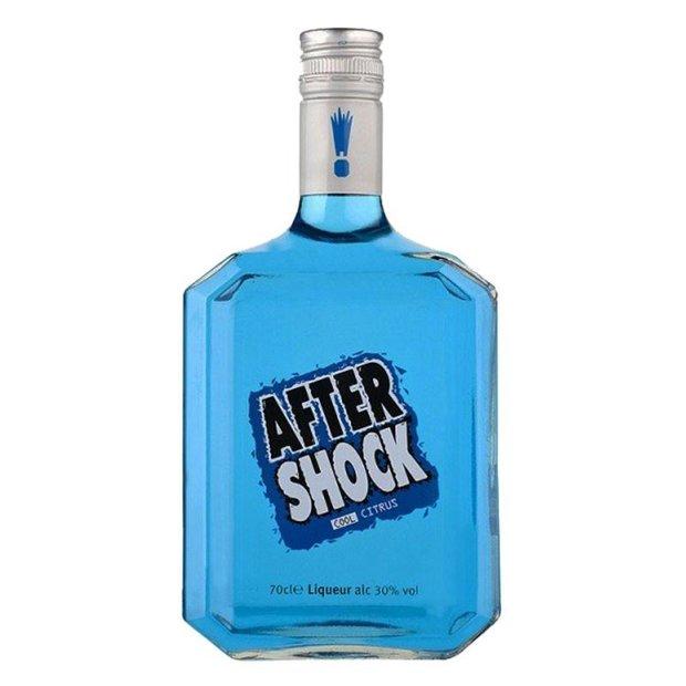 After Shock Blue 70cl