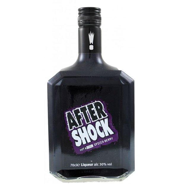 After Shock Black 70cl