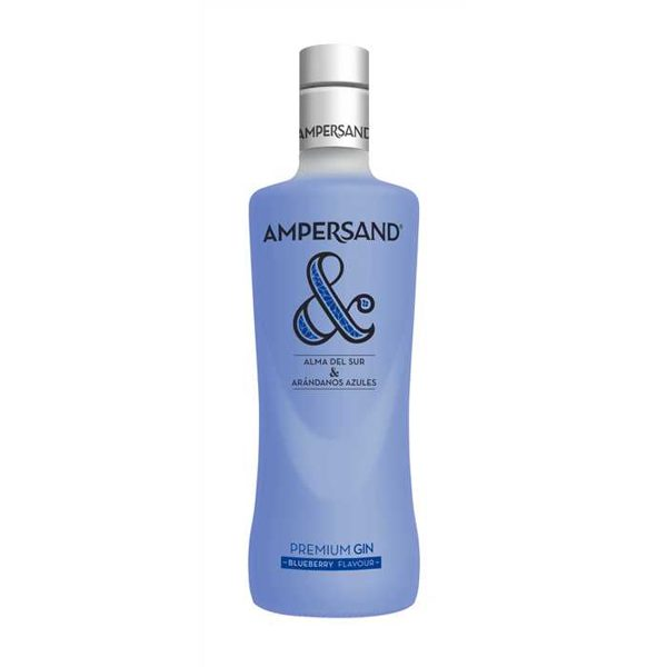 Ampersand Blueberry Gin 70cl