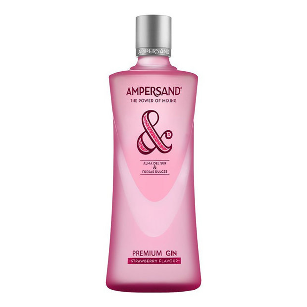 Ampersand Pink Gin 70cl