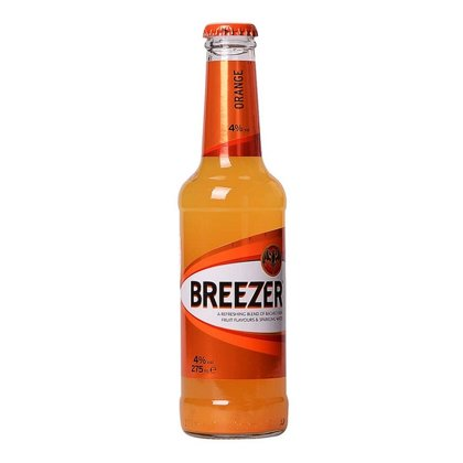 Bacardi Breezer Orange btl 25cl