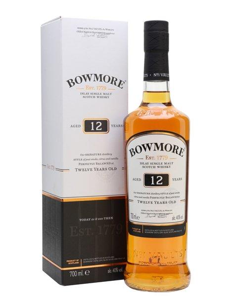 Bowmore 12yr old 70cl