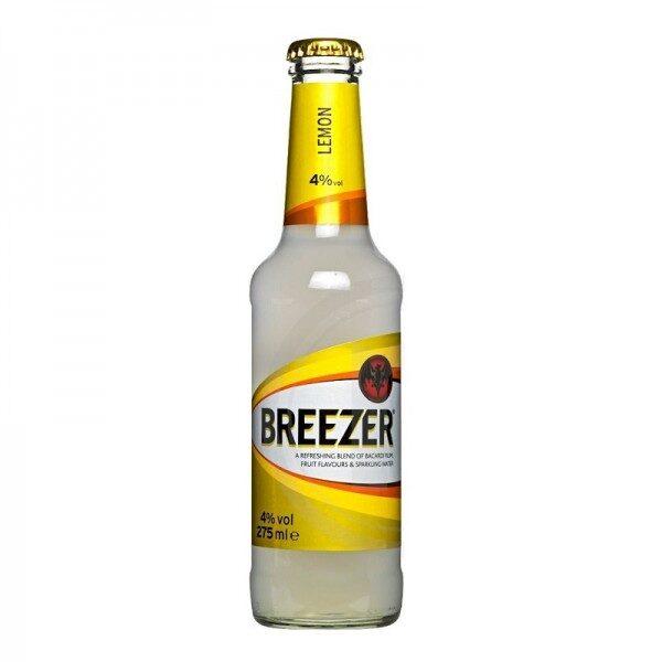 Bacardi Breezer Lemon btl 25cl