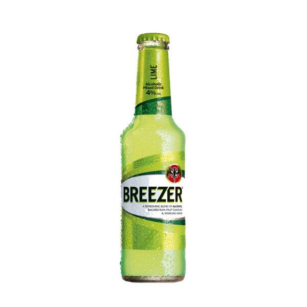 Bacardi Breezer Lime btl 25cl