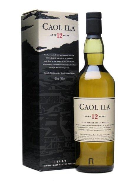 Caol Ila 12yr old 70cl