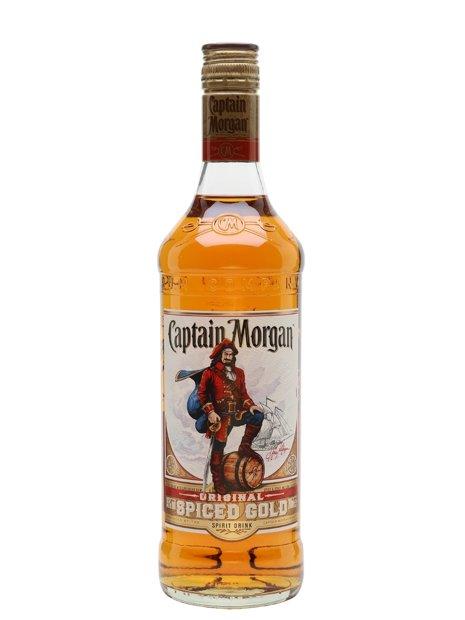 Captain Morgan Spiced Rum 1LTR
