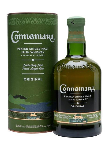 Connemara Irish Peated 70cl