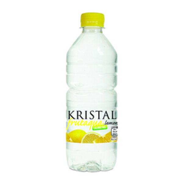 Kristal Frutaqua Lemon Flavour 50cl x 12