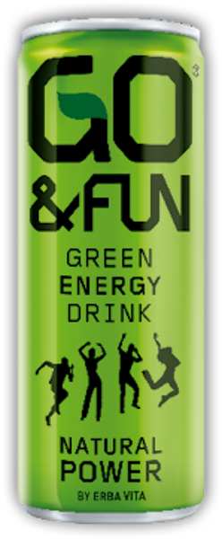 Go & Fun Energy Drink 25cl