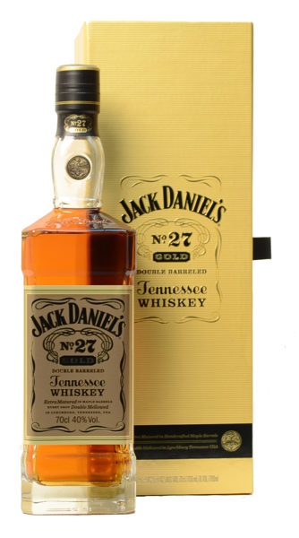 Jack Daniels no.27 Gold Label 70cl