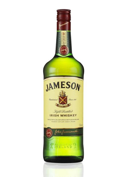 Jamesons Irish Whisky 1LTR