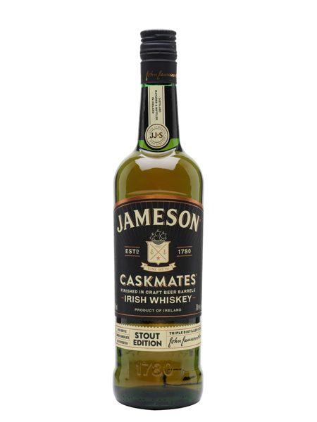 Jamesons Caskmates Stout Edition 70cl