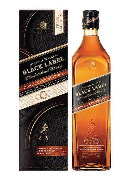 Johnnie Walker Triple Cask Black Label Edition 1LTR
