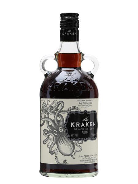 Kraken Spiced Dark Rum 70cl