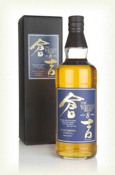 Kurayoshi 8yr old 70cl