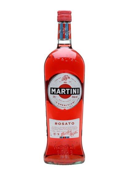 Martini Rosato 1LTR