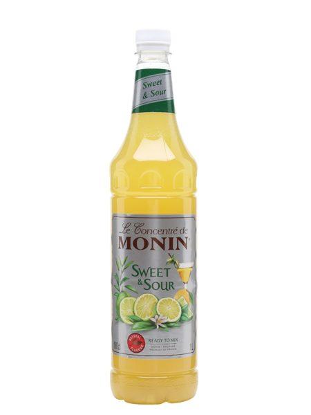 Monin Sweet & Sour 1LTR