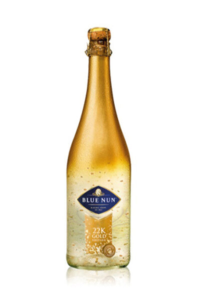 Blue Nun 24K Gold Sparkling Edition 75cl