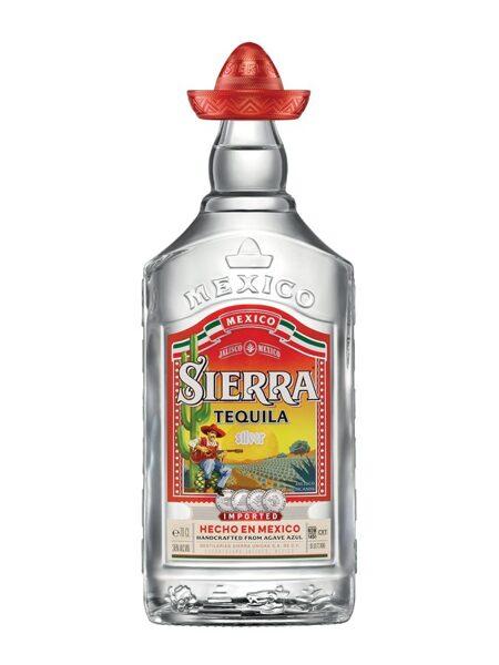 Sierra Silver Tequila 70cl