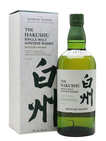 Suntory Hakushu Single Malt 70cl