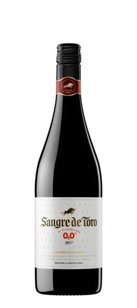 Torres Sangre de Toro Non Alcoholic Red 75cl